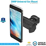 #4: ZAAP Easy Vent One (3rd Generation) Premium Car Mount Interior Fittings Air vent Mount/Car mobile holder universal compatible for Smartphones.