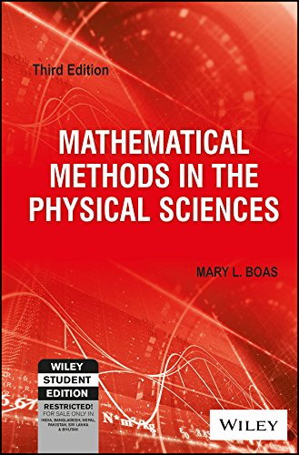 Mathematical Methods in the Physical Sciences par Mary L Boas