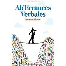 Ab'errances verbales