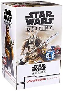 Fantasy Flight Games FFGSWD16 Star Wars Destiny: Convergence Booster Display