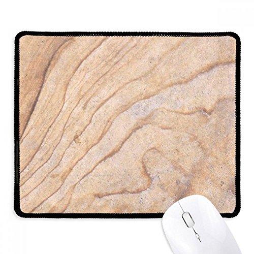 DIYthinker Mosaik-Stein Textur elegantes Wellenmuster Griffige Mousepad Spiel Büro Schwarz Titched Kante Geschenk