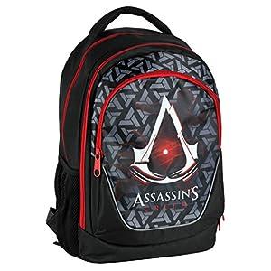 Paso Assassin's Rucksack Assassins Creed Schulrucksack Gamer ACD-367