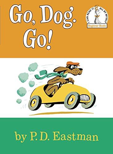 Go, Dog, Go! (Beginner Books) por Dr Seuss
