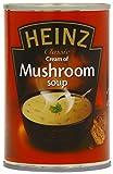 Heinz Classic Cream of Mushroom Soup, 290 g (Pack of 12)