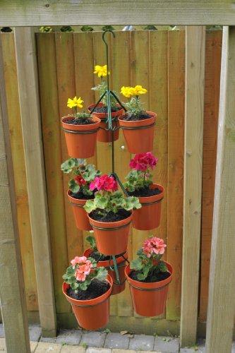 Classic Support pour pots de fleurs 3 niveaux