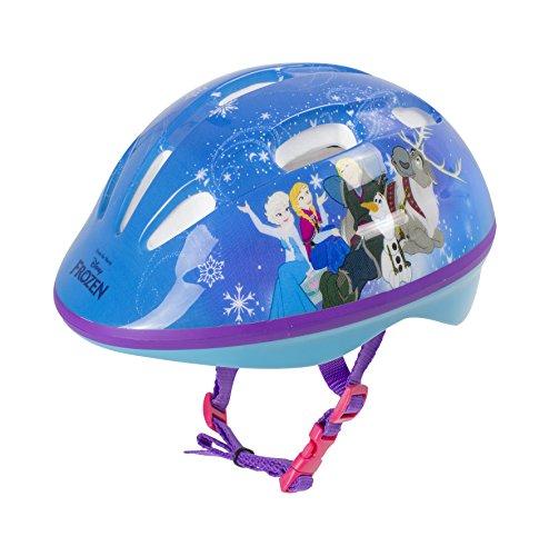 Disney Frozen Mädchen Frozen - Helmet S Size FROZEN - Casque sur header Taille S, blue, S, OFRO212