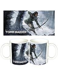 Rise Of The Tomb Raider Lara Croft Tasse Mug