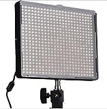 Gowe LED Video Licht Platten Farbe Temperatur Anpassung DSLR Kamera Licht für Canon Nikon Pentax Leica