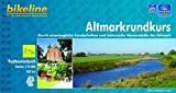 Bikeline Altmarkrundkurs. Durch ursprüngliche Landschaften und historische Hansestädte der Altmark. 1 : 75 000, 503 km, wetterfest/reißfest, GPS-Tracks Download