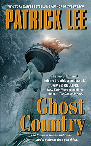 Ghost Country (Travis Chase Series)