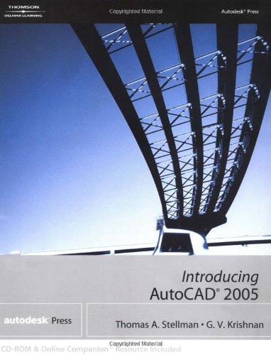 Introducing Autocad 2005