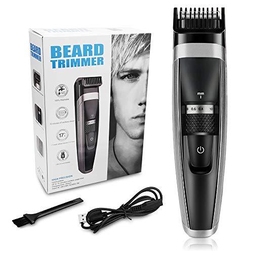 GESPERT Haarschneider Elektrische Herren Haarschneidemaschine Wiederaufladbarer und Wasserdicht,mit Keramikklinge,für Salon oder zu Hause