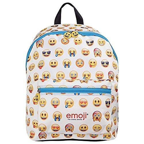 *Perletti_13624 – Sac à dos avec poche avant Emoji, 40x30x18cm Magasin en ligne