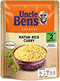 Uncle Ben's Express-Reis Naturreis Curry 220g