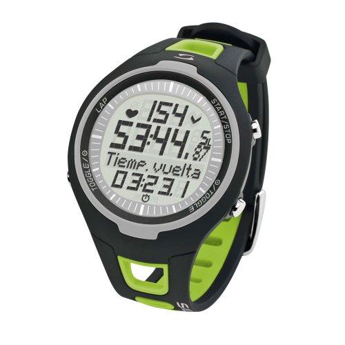 2 - Sigma PC 15.11 - con contador de calorías, contador de vueltas y de frecuencia cardiaca
