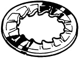 Zoro Tools–Rondelle zigrinate Molla in acciaio placcato zinco din6798M8J, 8.2x 14mm 1000Stk