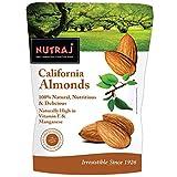 Nutraj California Almonds, 250g
