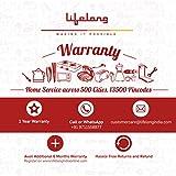 LifeLong EK02 1.8 Litre Electric Kettle (Black)