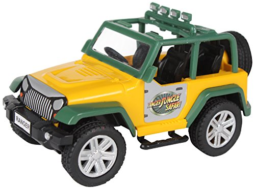 Centy Toys Ranger Jungle Safari