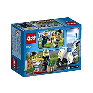 LEGO City Police 60041 - Caccia al Ladro  LEGO