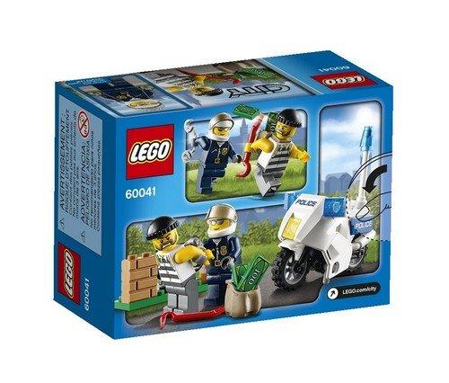 LEGO City Police 60041 - Caccia al Ladro
