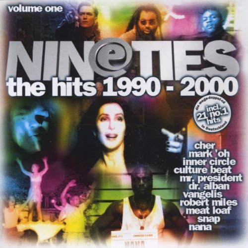 Nineties: The Hits 1990-2000, Vol. 1 -