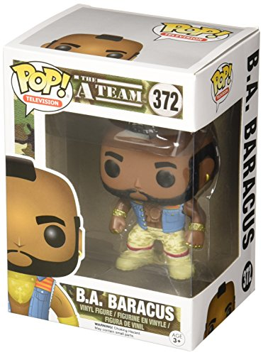 FunKo POP Vinilo The A Team BA Baracus