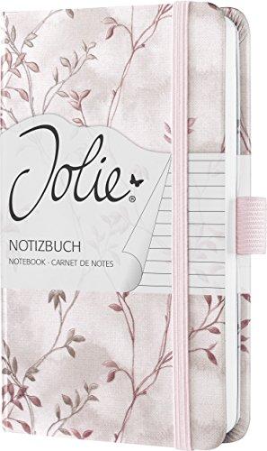 Sigel JN300 Notizbuch Jolie, ca. A6, Design Red Romance Buch-Cover