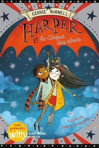 Harper (2) : Harper et le cirque des rêves