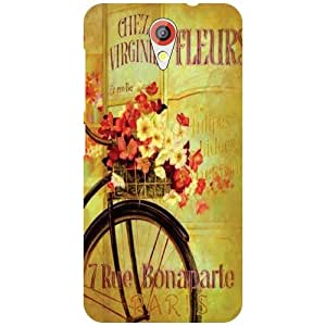 Printland HTC Desire 620 Back Cover High Quality Designer Case