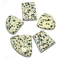 mit fünf Dalmatiner Jasper Heilung Cabochons mit Wellness Positive Energie Herren Frauen Geschenk metaphysischen... preisvergleich bei billige-tabletten.eu