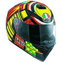 AGV J0301A0F0003ML Casco K-3 SV E2205 Top, Multicolore, Misura 8 - Agv Sport Moto