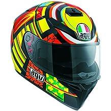 AGV J0301A0F0003XL Casco K-3 SV E2205 Top, Multicolore, Misura 10 - Agv Sport Moto