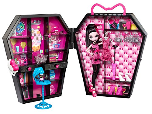 Mattel Monster High BGT61 - Draculocker und