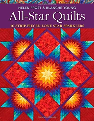 All-Star Quilts by Helen Frost (2010-11-15)