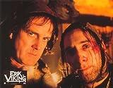 Erik el Vikingo Póster de película francesa I - 28 cm x 36 cm 11 x 14 Tim Robbins Terry Jones Mickey Rooney John Cleese Imogen Stubbs Anthony Sher
