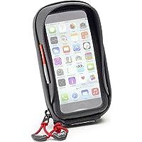 Givi - S956b - soporte universal para smartphone, compatible con apple iphone 6, samsung galaxy a5