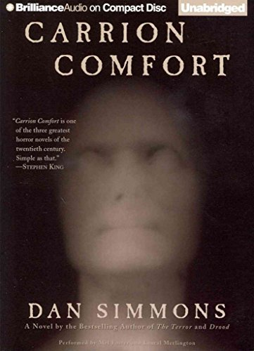 [Carrion Comfort] (By (author) Dan Simmons , Read by Mel Foster , Read by Laural Merlington) [published: October, 2012]