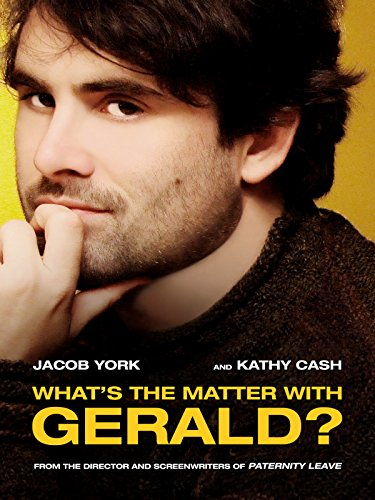 What's the Matter with Gerald? Cover