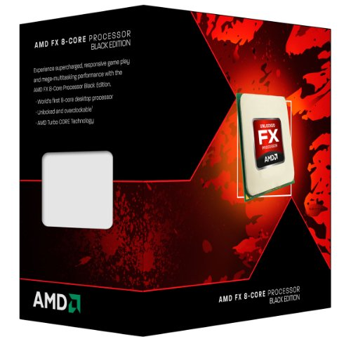 Foto de AMD AM3+ FX-8300 - Procesador 8 x 3.3 GHz/8 MB box
