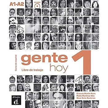 Gente Hoy 1 A1-A2 : Libro de trabajo (1CD audio)