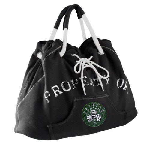 nba-boston-celtics-sport-noir-sudadera-con-capucha-bolsa-bolso-de-mano-negro