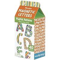 MudPuppy Letras magnéticas de madera (MPMM27559)