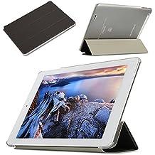 avidet Ultra Slim Carcasa Case ultraligeros Soporte Smart Shell Cover Para Teclast X98Plus II Funda para Teclast X98Plus II–Tablet PC negro negro