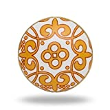 Conjunto de 2 - JAY muebles accesorios cerámica tiradores - Red Spin