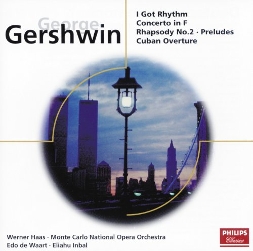 """Gershwin: Variations on """"I got Rhythm"""" for Piano and Orchestra"""