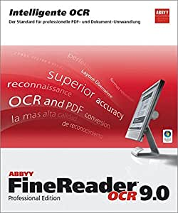 ABBYY FineReader 9.0 Professional Edition Deutsche Version