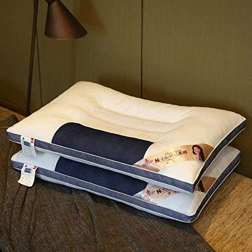 Orthopädisches Kissen Comfort Therapy mit Memory Foam Comfort Contours, Kissen für Nackenschmerzpatienten Physiotherapiekissen - Schutzkissen Cervical Stereo_ Comfort-stereo