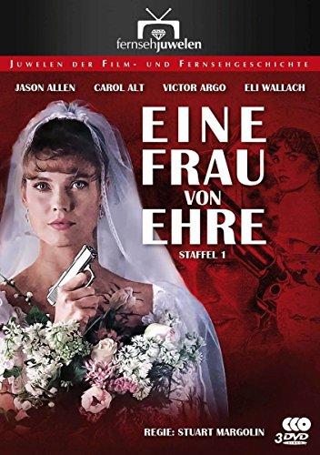 Bild von Eine Frau von Ehre - Staffel 1 (Donna d onore) - Fernsehjuwelen [3 DVDs]