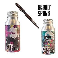 Barba Spunk geranio Premium...